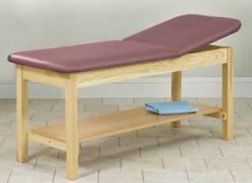 Treatment Table w/ Shelf 27in W