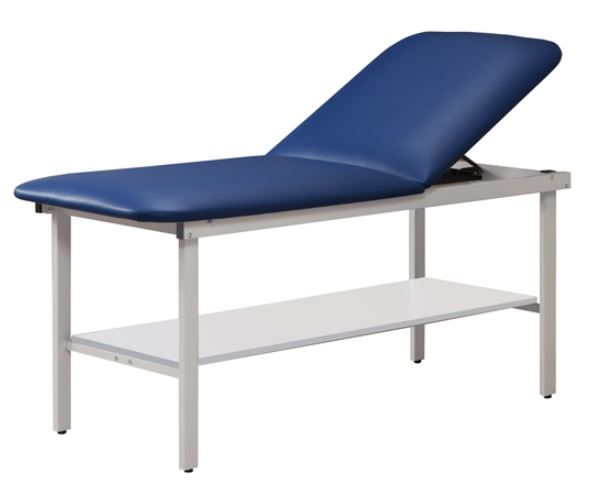 Treatment Table w /Shelf 27in W