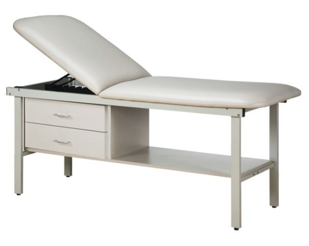 Treatment Table w/ Two Drawers 27in W