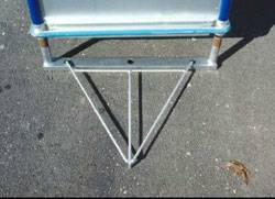 Triangle Connector for Triangle Towing Hitch