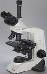 Trinocular Educational Microscope