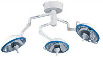 Trio Mount Metal Halide Surgical Light