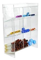 Tube Rack/Dispenser, 3 Tier