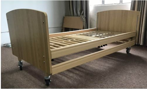 Two Function Basic Electric Hospital Bed