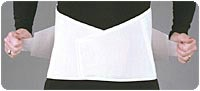 Two Pull Lumbo Sacral Support - 2XL