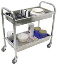 Stainless Steel Multipurpose Cart