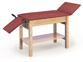Space Saver Exam  Treatment Table