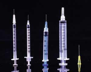 ULTRA-FINE Insulin Syringe