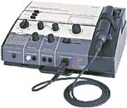 US/54 Combination Ultrasound with Low-Volt Stimulator