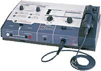 US/752 Combination Ultrasound with Dual-Channel High-volt Stim