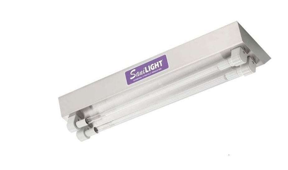 UV Air and Surface Irradiator High Output 80 Watt