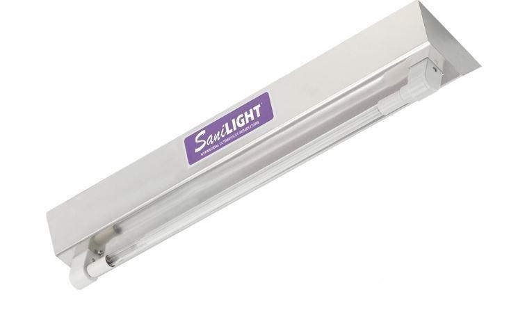 UV Air and Surface Irradiator Instant Start 8.5 Watt