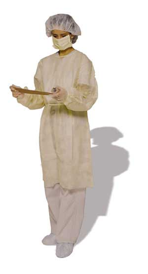 Ulti-Med Isolation Gown