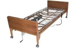 Ultra Light Semi Electric Hospital Bed