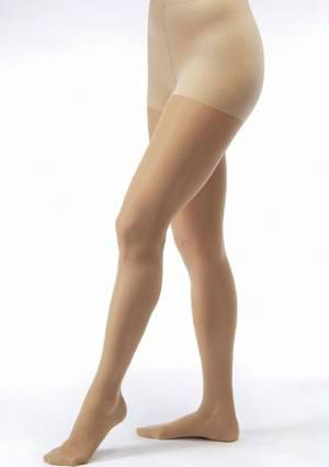 Ultra Sheer Waist Height 15-20 mmHg Stockings