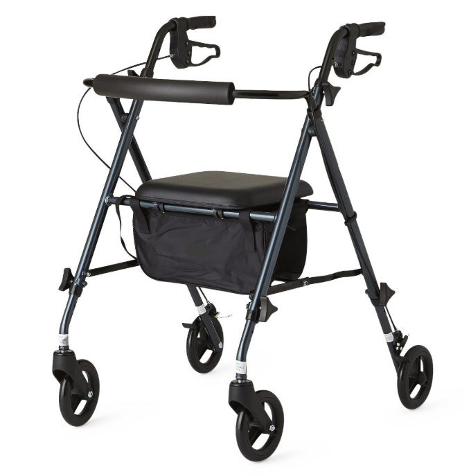 Ultralight Rollator with Belonging Bag