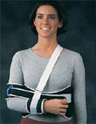 Universal Shoulder Immobilizer w/ Strap