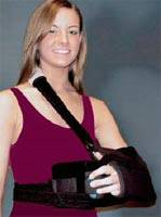 Universal Super Arm Sling & Pillow Plus