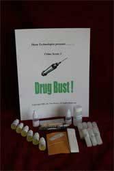 Unknown Powder - Crime Scene Kit