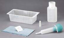 Valu-Pak Contro-Bulb Syringe Irrigation Tray Sterile