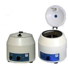 Variable Speed Centrifuge 8-place Angled Rotor