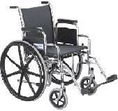 Wheelchair Removable Arms
