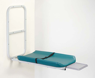 Vertical Wall Mounted Infant Station