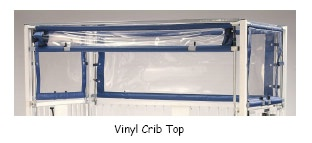 Vinyl Top Option for Child Kilmer Cribs