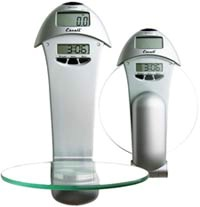 Wall Mountable Food Scale