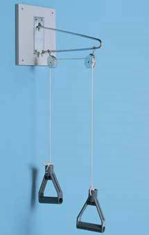 Wall Mounted Overhead Pulley