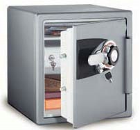 Water Resistant Electronic Standard Fire Safe