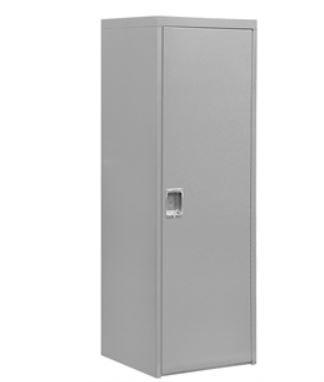 Welded Industrial Storage Locker, 6 ft