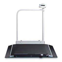 Seca Wheelchair Scale w/ Handrail