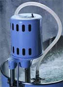 Stationary Whirlpool Turbine for 12in Deep Tanks