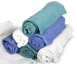 Disposable Non-Sterile Operating Room Towels 27in x 17in
