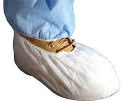 White Polypropylene Shoe Covers