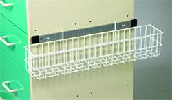Wire Catheter Basket for MPD Style Carts