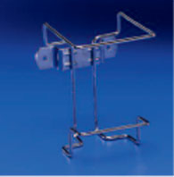 Wire Locking Bracket for 1 or 2 Gallon