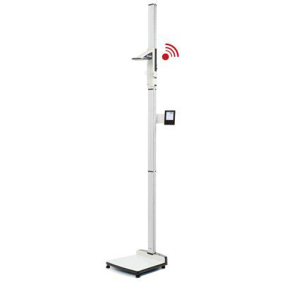 Wireless Digital Scale with Height Rod