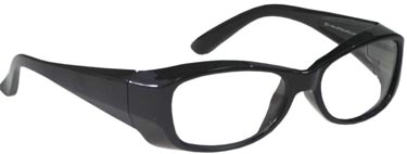 Women's Leaded Prescription Safety Glasses (Style 2)