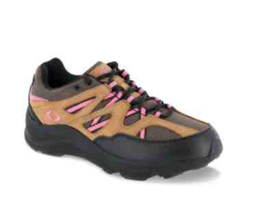 Women's Leather Orthopedic Hiking Boots