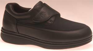 Womens Black Diabetic Shoes