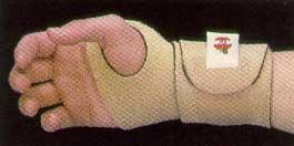 Wraparound Neoprene Wrist Support
