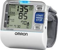 Wrist Blood Pressure Monitor with Advanced Position, Intellisense