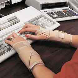 Wrist Support with Tension Strap