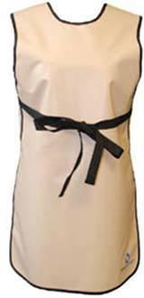 X-Ray Apron Waist Tie