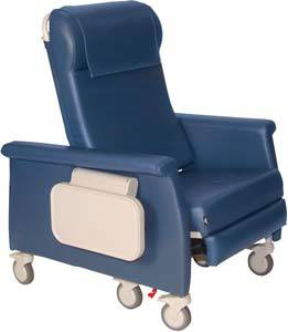 XL Dual Swing-Arm Elite Care Cliner
