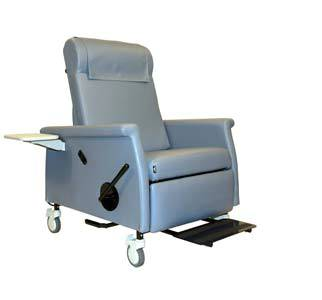 XL Clinical Recliner w/ Trendelenburg