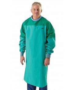 Xalt Level 4 Critical Coverage Surgical Gowns, Green