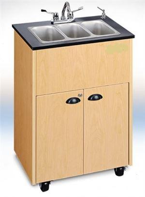 3 Basin Portable Hand Wash Station